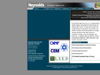 reynoldsenergyservices.com Reynolds Restoration Services, R.T. Reynolds, RES Secures Grant for School District