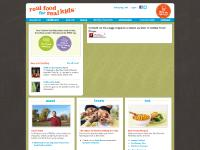 Real Food for Real Kids : Healthy, Natural & Delicious Food for Kids : Tel