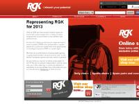 rgklife.com TIGA Roadtests, Ergonomic Seating and Positioning, Events