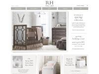 Restoration Hardware Baby & Child Homepage - Baby Furniture, Luxury Baby and