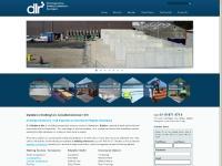 Builders Nottingham: Building Contractors, Commercial Developers - D L Rhodes & Son