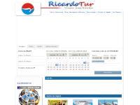 ricardotur.com.br Ricardo Tur, site de turismo, agência de viagens