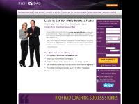 Rich Dad Poor Dad Author, Robert Kiyosaki | Rich Dad Coaching