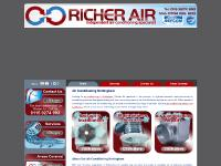 Air Conditioning Nottingham, Commercial Air Conditioning Nottingham By Richer Air - Home
