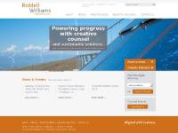 Riddell Williams P.S. Seattle Law Firm