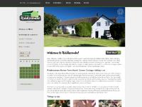 Riddlecombe Manor Farm North Devon Cottage Holiday Let