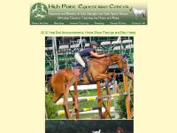 Irish horses, Combined Training and Cross Country Schooling in Northern New Jersey