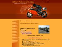 Motorcycle Training in Surrey