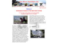 ridewva.com New River, Riding Stables, Trails