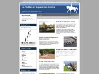 Horse Riding Lessons in Barnstaple North Devon : North Devon Equestrian Centre