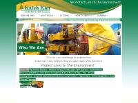 Katch Kan Ltd - Drilling Fluid Containment | Environmental Preservation | Worker Safety