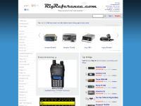 rigreference.com amateur radio, radio, shortwave