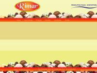 Rimar - Produtos para sorvete -