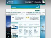 rimsbuyersguide.com Tools, RFI Tool, Advertisers