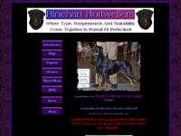 Rinehart Rottweilers Home Page