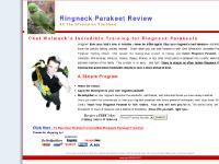 ringneckparakeets.com Frequently Asked Questions, Ringnecks