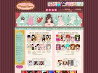 rinmarugames.com Dress up games, fashion games, kawaii