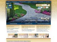Pavers, Borders & Edging, Retaining Walls, and Masonry | Rinox Pavers