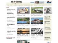 Rio Acima - Pescarias em Goiás, barcos, destinos, peixes, lojas
