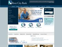 rivercitybankonline.com River, City, Bank