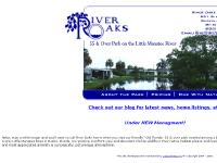 little manatee river, RV, resort, bradenton