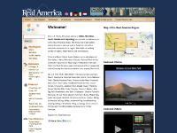 The Real America: Your Guide to Wyoming, Idaho, Montana and South Dakota