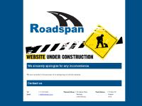 Roadspan - New Website Under Construction
