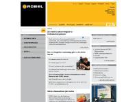 ROBEL Bahnbaumaschinen: Gleisbaumaschinen Bahnbau Gleisbau. Hersteller Service