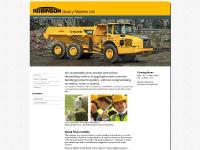 robinsonquarry.co.uk concrete building block, aggregate concrete block, aggregate block