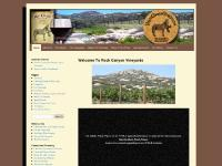 "Rock Canyon Vineyards | Fine Wines….""stay thirsty my friends!"""