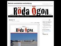 rodaogon.se Tidningen Röda Ögon, Röda Ögon
