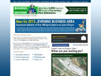 rogersohio.com Auctions, How to be a Vendor, Layout of Grounds