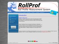 Rollprof HiRes 100 800 1600, Rollprof PM 1000, Rollprof Beam, Workshop use