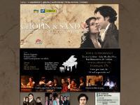 Chopin & Sand - Romance sem Palavras