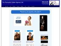 romanticguitaragency.com classical guitarists, find a guitarist, hire a guitarist