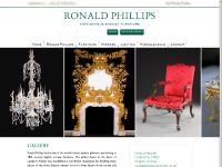 +44 20 7493 2341, My Ronald Phillips, Ronald Phillips, Fine antique English furniture