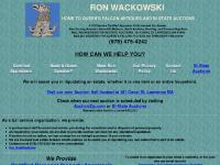 Ron Wackowski Auctioneers - Appraisers - Antiques Home Page