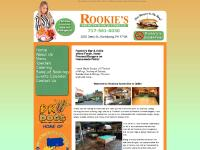 Harrisburg PA Sports Bar Restaurant Burgers Catering Rookie's