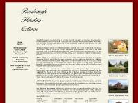 Country Cottage Holidays Scotland holiday accommodation Rosehaugh Holiday Cottages,