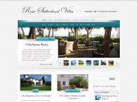 Rosie Sutherland Villas - Luxurious private holiday homes and villas worldwide.