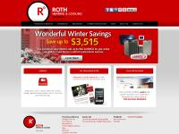 roth-heat.com Products & Services, Commercial, Residential