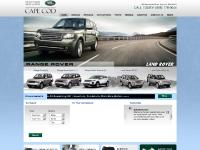 Land Rover Auto Dealer in Hyannis, Massachusetts | Land Rover Cape Cod