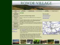 Rowde Village