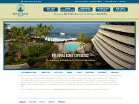 Hawaii Hotels, Royal Kona Resort on Kailua Bay, Hawaii, Big Island