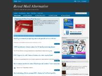 Royal Mail Alternative | Helping you to find alternative postal and courier services