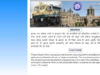 ~: Welcome to Railway Recruitment Board, Mumbai :~