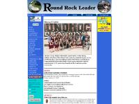 Round Rock Leader | Serving Round Rock, Hutto and Brushy Creek