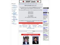 rrsplimit.com www.rrsplimit.com, RRSP, RRSPs
