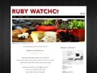 Ruby Watchco