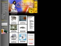 rudimak.com.br Rudimak, Maquinas de Costura, Aviamentos para Maquinas de Costura
